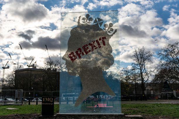 Britannian parlamentti äänestää brexit-sopimuksesta tiistaina.