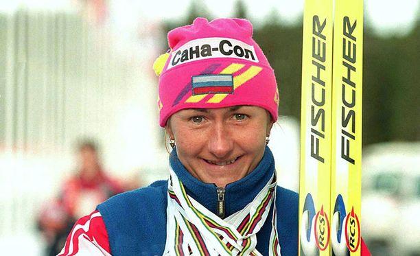 Jelena Välben mukaan Venäjä valittaa Legkovin ja Belovin dopingpannoista.