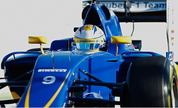 Sauber-kuskit Marcus Ericsson ja Felipe Nasr joutuvat uuteen kauteen äärimmäisen haastavista asetelmista.