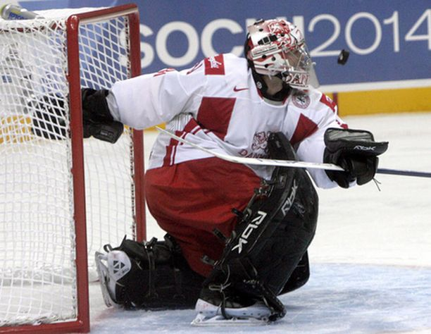 Tanskan Peter Hirchillä oli maalillaan kiire Venäjää vastaan.
