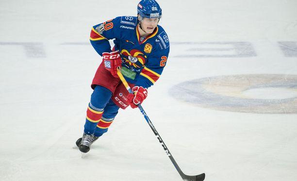 Jokerien Eeli Tolvasen mukaan tämä kausi olisi upeinta päättää Stanley Cupin loppuotteluissa.