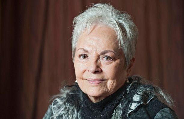 Suomessa Anneli Saulin läpimurto osui 1950-luvulle.