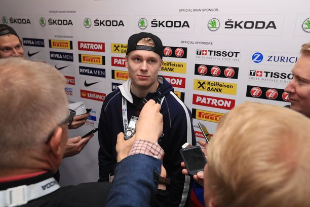 Kaapo Kakko lähtee luottavaisin mielin puolivälierään Ruotsia vastaan.