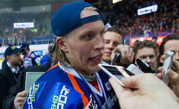 Patrik Laine pommittaa seuraavaksi MM-jäällä.