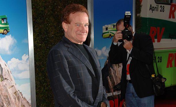 Robin Williams kärsi ennen kuolemaansa masennuksesta ja muista terveysongelmista.