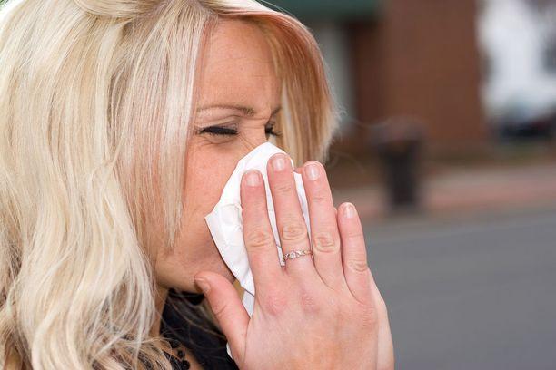 Suomessa jyllää parhaillaan poikkeuksellisen paha influenssaepidemia.