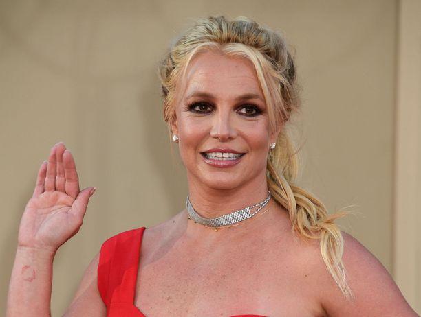 Britney Spears vuonna 2019.