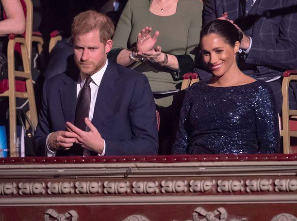 Prinssi Harry ja herttuatar Meghan valmistautuvat vanhemmuuteen.