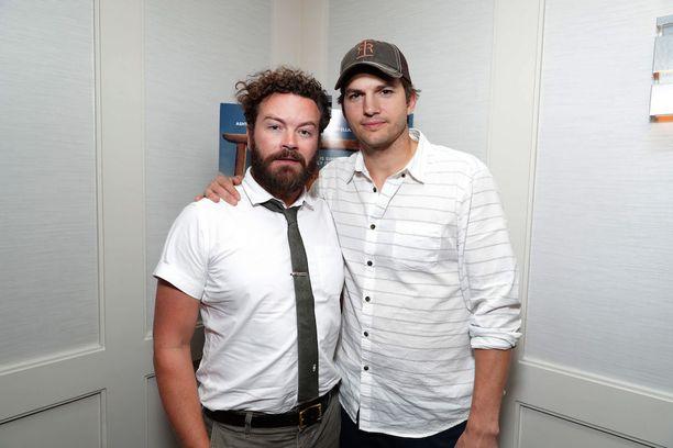 Masterson ja Ashton Kutcher työskentelevät jälleen yhdessä.