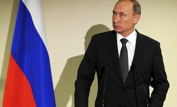 Vladimir Putin on syyttänyt Yhdysvaltoja heikkoudesta, kun Yhdysvallat ei ottanut vastaan Venäjän Syyria-delegaatiota.