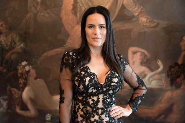 Martina Aitolehti on toiminut Miss Helsinki -kilpailun tuottajana jo useita vuosia.