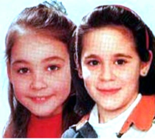 Nämä kasvot olivat jokaisessa Suomenkin lehdessä vuonna 1996. 8-vuotiaat Melissa Russo (vasemmalla) ja Julie Lejeune olivat ystävyksiä, jotka Marc Dutroux sieppasi kadulta. Dutroux pidätettiin ensin muihin rikoksiin liittyen. Sillä välin tytöt kuolivat nälkään. Ennen kuolemaansa heitä oli raiskattu toistuvasti.