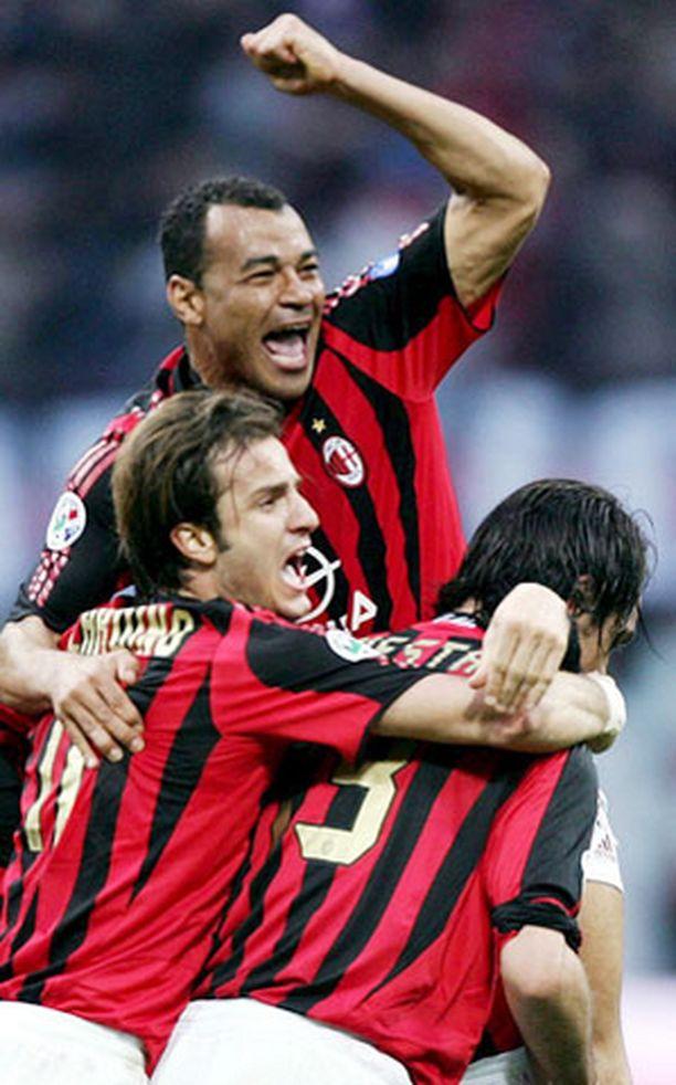 Milanin juhlaa nähtänee jälleen tiistaina. Vastus on kuitenkin ehkä kovin mahdollinen.