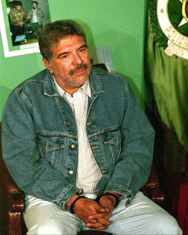Jose Santacruz Londono kuoli 52-vuotiaana.