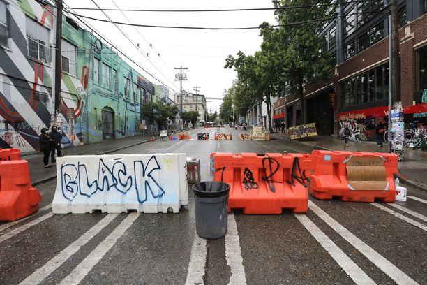 Seattlen Capitol Hillin kaupunginosassa eletään nyt todellisessa poikkeustilassa.