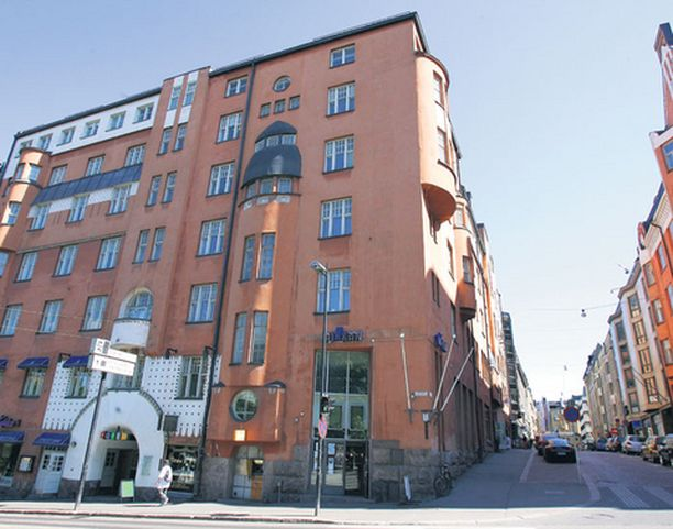 Bläk-klubi avataan Koiton talon kahdeksanteen kerrokseen, josta on huikeat näkymät yli Helsingin.