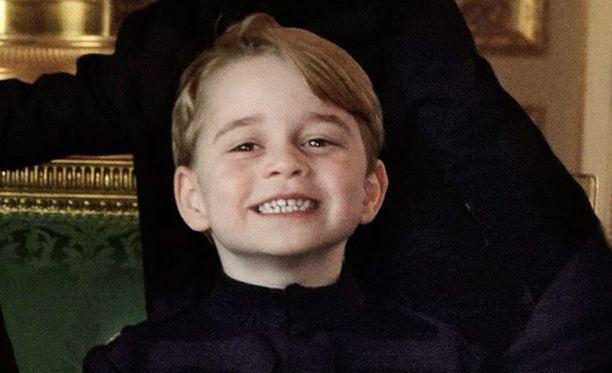 Prinssi George oli esimerkillinen sulhaspoika.