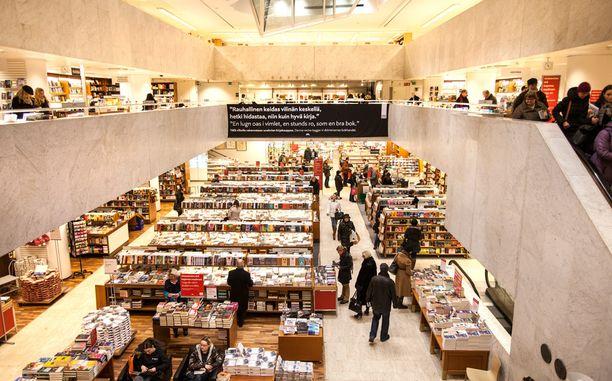 Akateeminen Kirjakauppa siirtyy ruotsalaisen Bonnier-yhtiön omistukseen.