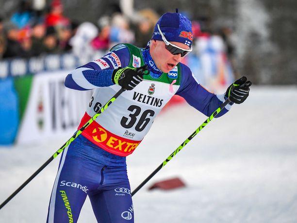 Matti Heikkisen kunto on paranemaan päin, mutta mies on silti suurin kysymysmerkki Suomen MM-joukkueessa.