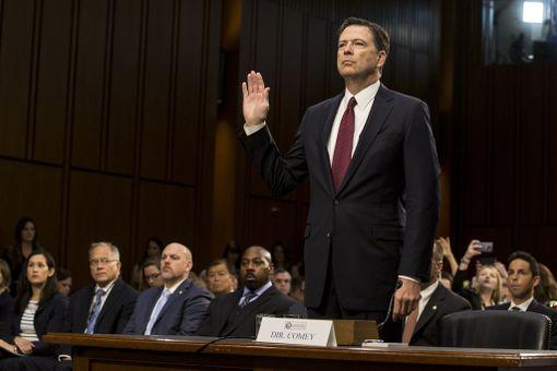 FBI:n entinen johtaja James Comey kuuleminen kongressin edessä oli eräänlainen politiikan Super Bowl.