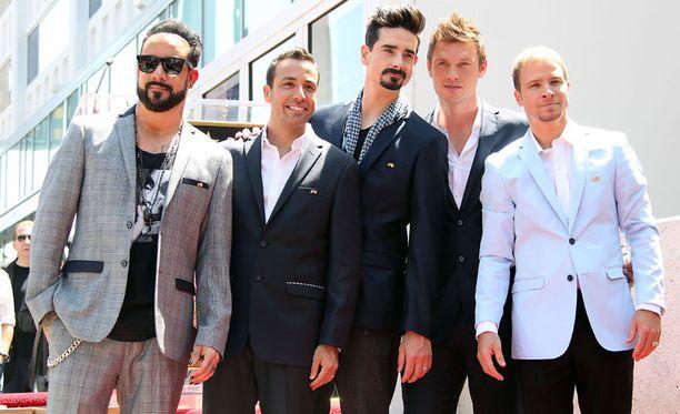 Backstreet Boysin uuden levyn tekijäjoukoissa on suomalaisväriä.
