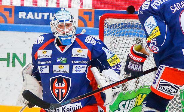 Tomi Karhunen on tehnyt KHL-sopimuksen uuden kiinalaisseuran kanssa.