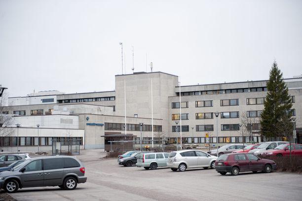 Hyvinkään sairaalassa on ilmennyt tuhkarokkoa. Arkistokuva.