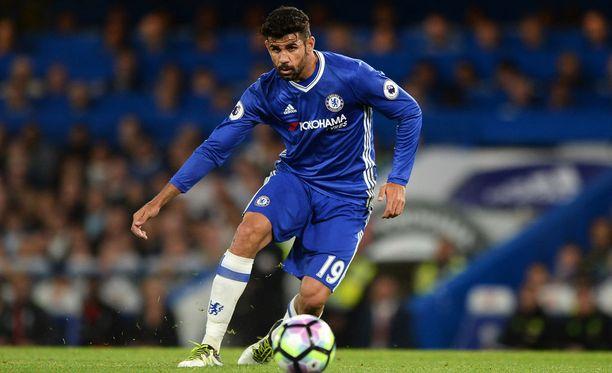 Diego Costa on tällä hetkellä Brasiliassa, eikä suostu osallistumaan seuran tapahtumiin.