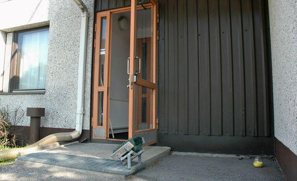 Huhtikuun lopussa nainen muutti perheineen Oulussa uuteen kerrostaloasuntoon.