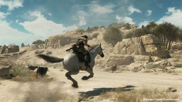 Metal Gear Solid uudistuu rankalla kädellä.