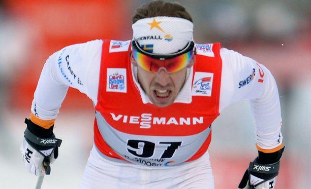 Emil Jönsson kaatui Östersundissa.
