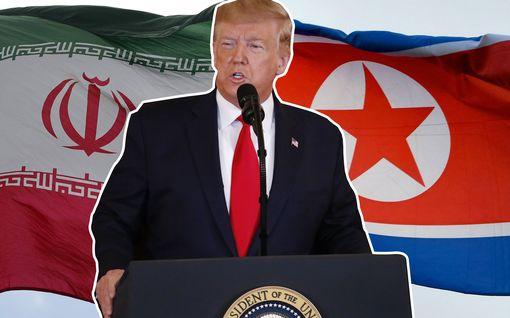 Analyysi: Tuleeko Iranista Trumpille uusi Pohjois-Korea?
