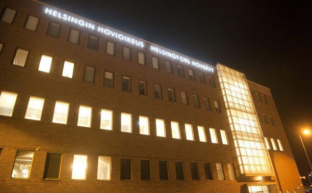 Helsingin hovioikeus käsitteli asian uudelleen, mutta vahvisti lopulta käräjäoikeuden tuomion.