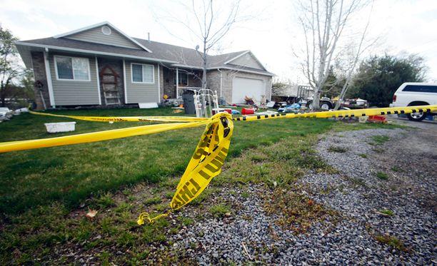 Etsinnöissä naisen kotoa Utahista löytyi seitsemän lapsen ruumiit.