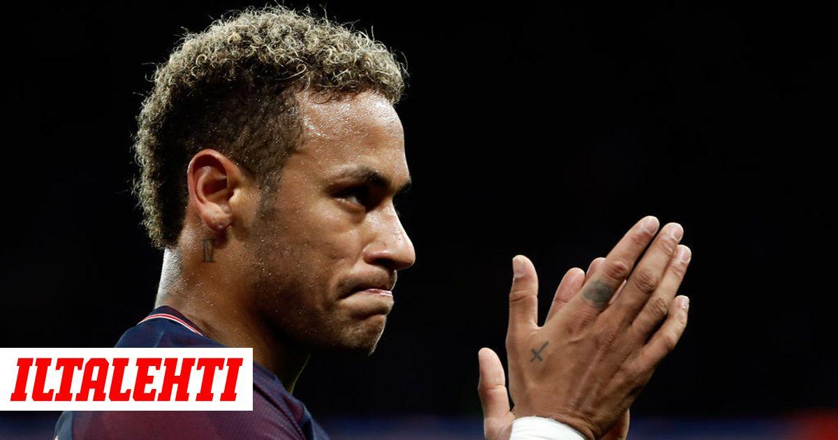 Neymar Palkka