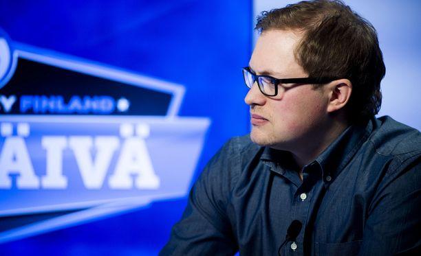 Antti Mäkinen joutui kokemaan selostajan painajaisen Göteborgissa.
