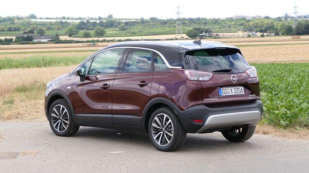 Grandland, Mocca ja Crossland ovat Opelin suosituimmat automallit, ja ne myös ovat Euroopan myyntitilastojen kärjessä katumaastureissa.