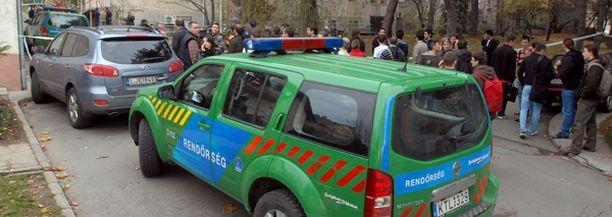 Ampuminen sattui Pecsin kaupungissa Etelä-Unkarissa.