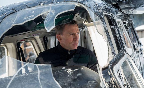 Daniel Craig nähdään pian viimeisessä Bond-roolissaan?