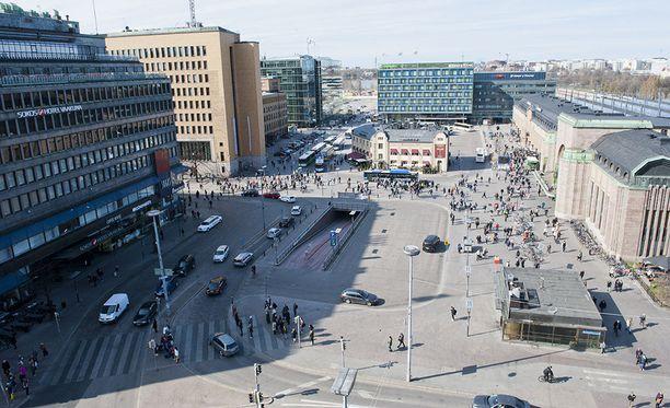 Helsingissä on havaittu pieniä määriä radioaktiivista ruteniumia. Arkistokuva.