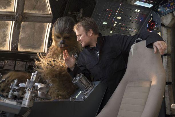 Nyt Suotamo näyttelee Chewbaccan roolin kokonaan yksin Star Wars: The Last Jedi -elokuvassa.