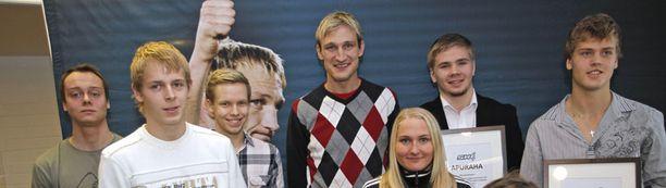 Sami Hyypiän yhdistys jakoi tänä vuonna 20 000 euroa.