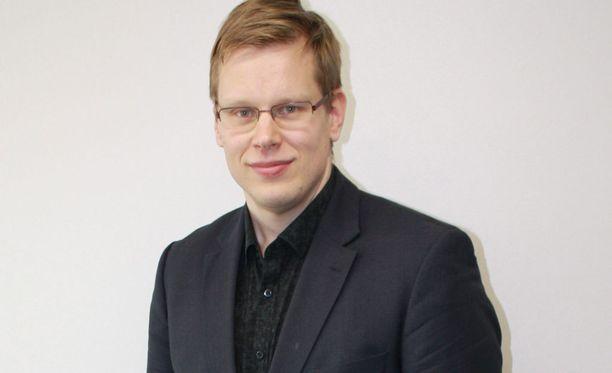 Matti Muukkosen opiskelutahti on ollut huikeaa.