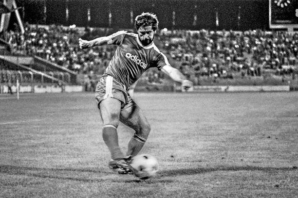 Gerd Müller on yksi jalkapallohistorian parhaista pelaajista.