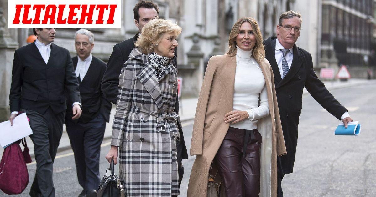 Pelokas oligarkki pakenee oikeutta Britanniassa  oma äiti...