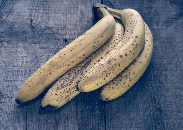 Tylsät banaanit.