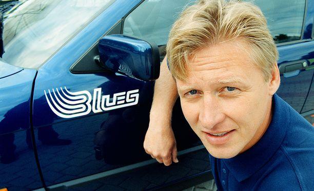 Ilkka Sinisalo toimi pelaajauransa jälkeen muun muassa Espoon Bluesin toimitusjohtajana.