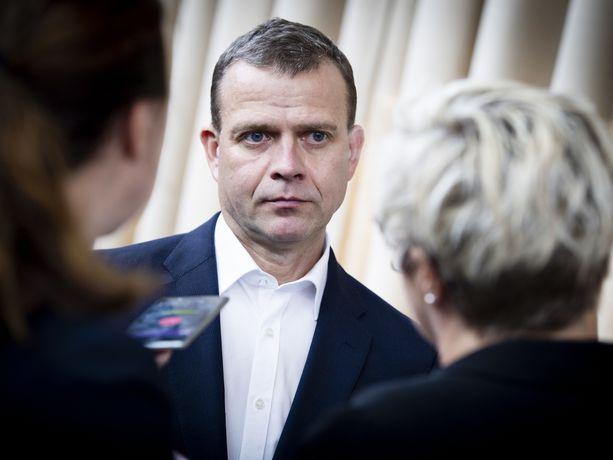 Petteri Orpo kertoi vastikään Helsingin Sanomien haastattelussa Suomen valtionvelan pienentyvän tänä vuonna.