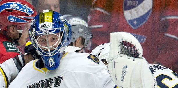 Mikko Koskisen ura jatkuu KHL:ssä.
