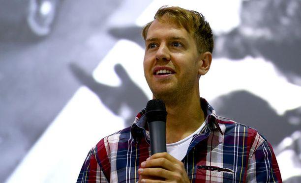 Sebastian Vettelin vaatimattomuus miellyttää Piero Ferraria.